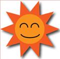 嬉しい太陽